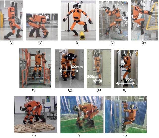 Honda giới thiệu mẫu robot cứu trợ thiên tai - 3