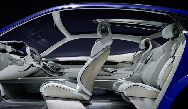 Roewe Vision-E Concept - SUV hạng sang thương hiệu Trung Quốc - 13