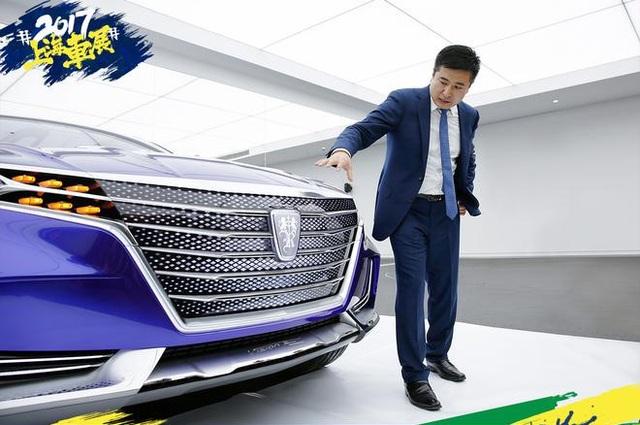 Roewe Vision-E Concept - SUV hạng sang thương hiệu Trung Quốc - 5