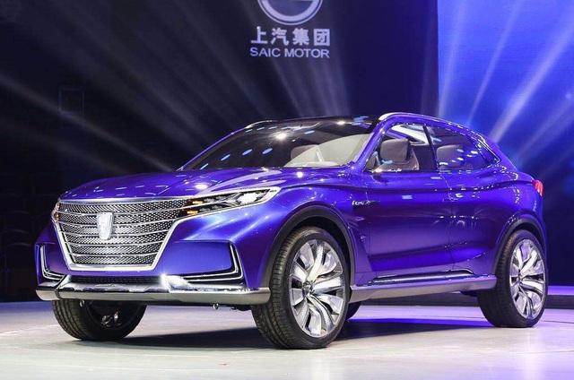 Roewe là thương hiệu do Tập đoàn ô tô SAIC Motor của Trung Quốc lập vào năm 2006.