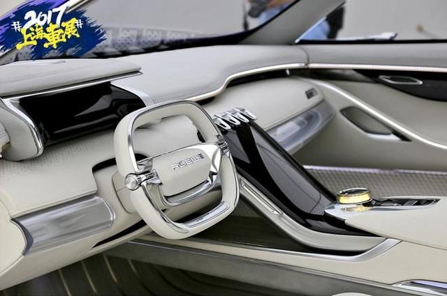 Roewe Vision-E Concept - SUV hạng sang thương hiệu Trung Quốc - 8