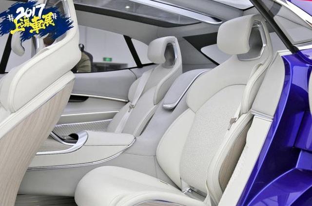 Roewe Vision-E Concept - SUV hạng sang thương hiệu Trung Quốc - 12