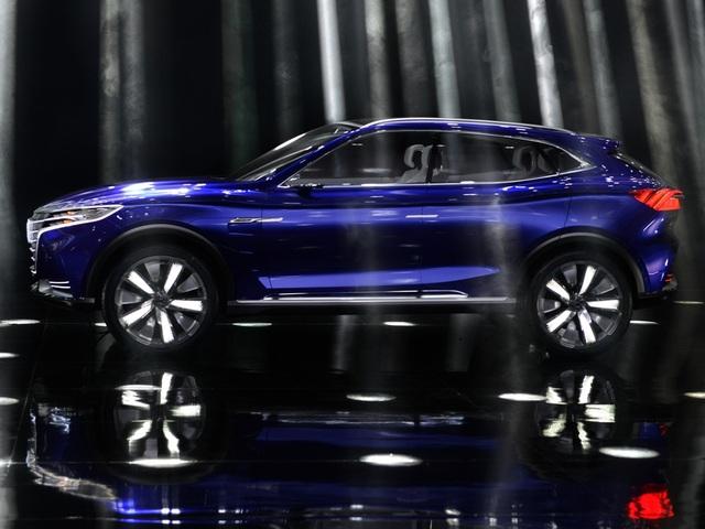 Roewe Vision-E Concept - SUV hạng sang thương hiệu Trung Quốc - 7