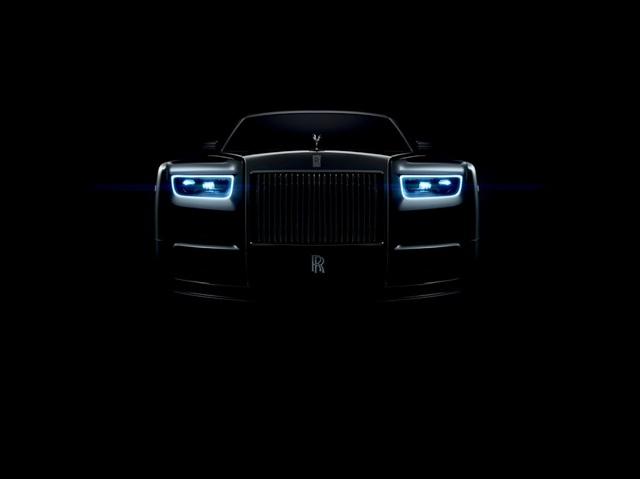 Rolls-Royce giới thiệu Phantom thế hệ mới - 2