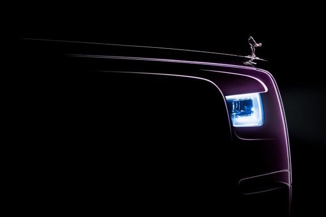 Rolls-Royce giới thiệu Phantom thế hệ mới - 4