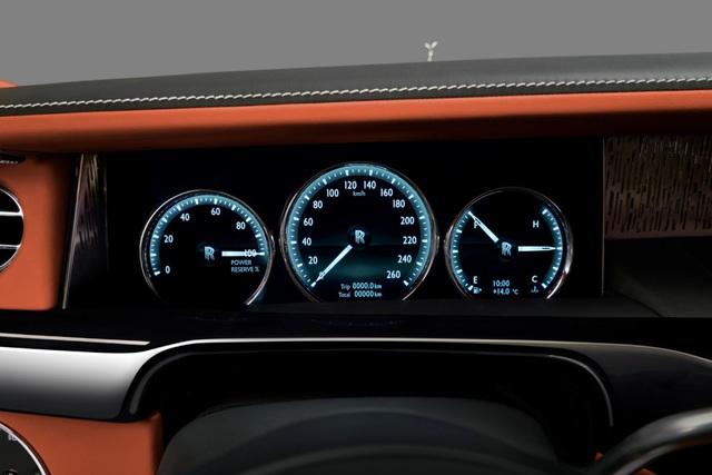Rolls-Royce giới thiệu Phantom thế hệ mới - 10