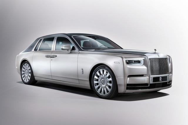 Rolls-Royce giới thiệu Phantom thế hệ mới - 1