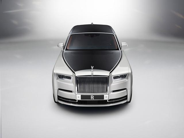 Rolls-Royce giới thiệu Phantom thế hệ mới - 6