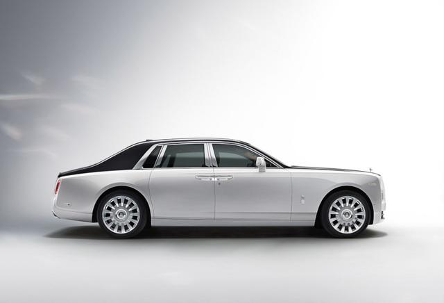 Rolls-Royce giới thiệu Phantom thế hệ mới - 12