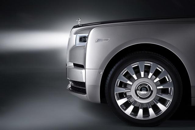 Rolls-Royce giới thiệu Phantom thế hệ mới - 5