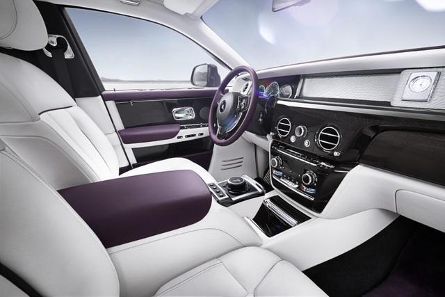 Rolls-Royce giới thiệu Phantom thế hệ mới - 13