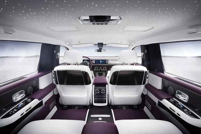 Rolls-Royce giới thiệu Phantom thế hệ mới - 8