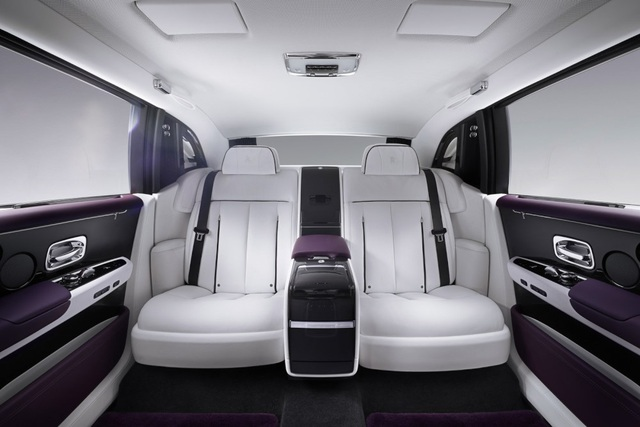 Rolls-Royce giới thiệu Phantom thế hệ mới - 15