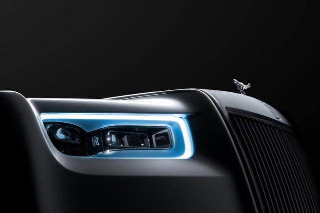 Rolls-Royce giới thiệu Phantom thế hệ mới - 3
