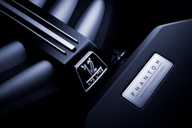 Rolls-Royce giới thiệu Phantom thế hệ mới - 11