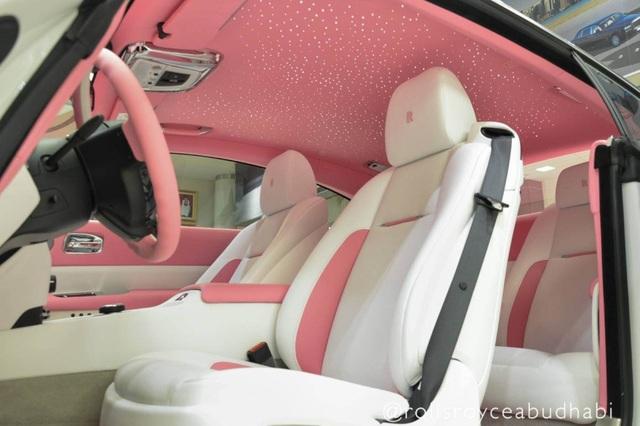 Xe Rolls-Royce màu hồng - Tại sao không? - 5