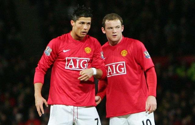 C.Ronaldo và Rooney từng được xem là hai cầu thủ trẻ triển vọng bậc nhất thế giới