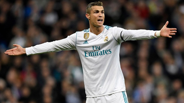 C.Ronaldo tính rời khỏi Real Madrid
