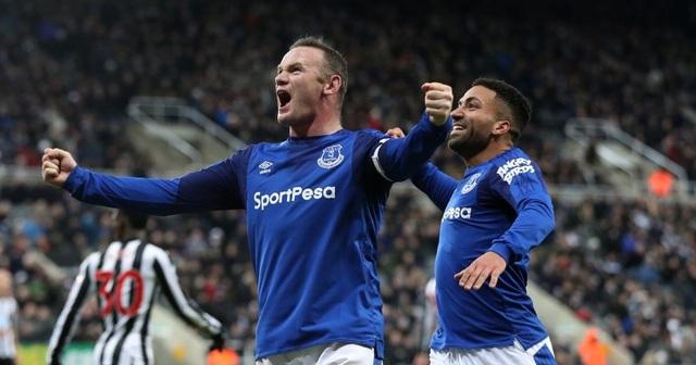 Rooney hồi sinh mạnh mẽ dưới thời Big Sam