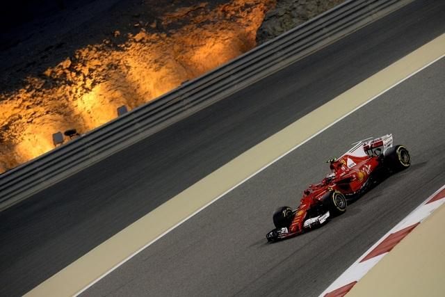 Đánh bại Hamilton và Bottas, Vettel có chiến thắng chặng thứ 2 - 2