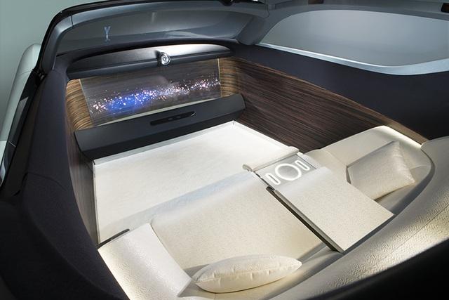 Rolls-Royce Vision Next 100 - Mẫu xe tương lai cho giới thượng lưu - 14