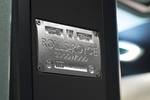 Rolls-Royce Vision Next 100 - Mẫu xe tương lai cho giới thượng lưu - 11