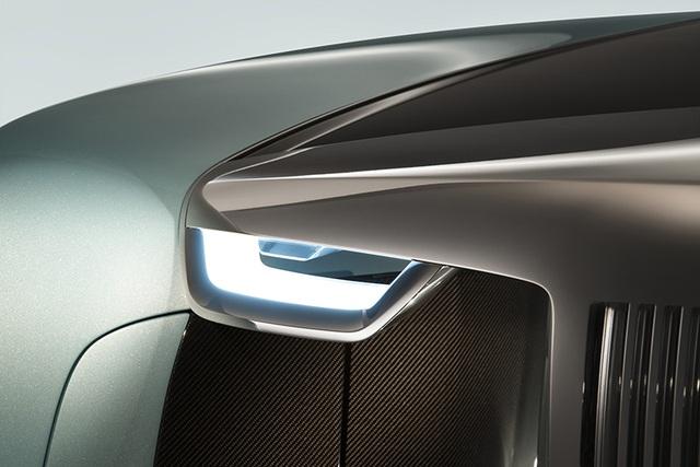 Rolls-Royce Vision Next 100 - Mẫu xe tương lai cho giới thượng lưu - 9