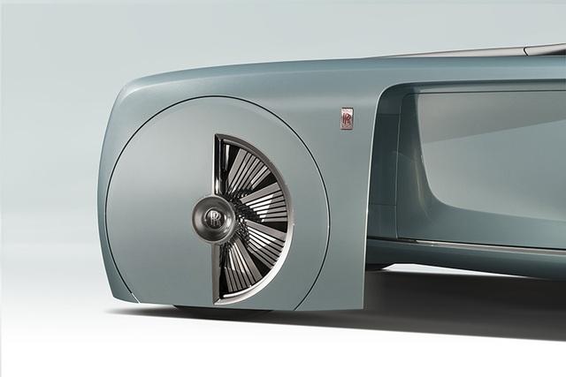 Rolls-Royce Vision Next 100 - Mẫu xe tương lai cho giới thượng lưu - 7
