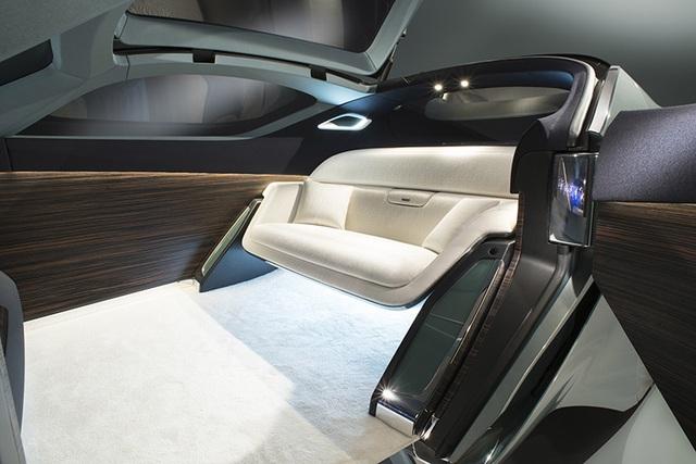 Rolls-Royce Vision Next 100 - Mẫu xe tương lai cho giới thượng lưu - 6