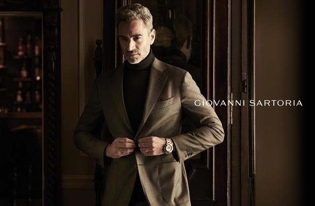 Giovanni Sartoria – Thương hiệu thể hiện giá trị và đặc tính của Giovanni Group ở hình thái cao nhất