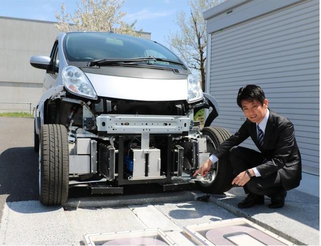 Công nghệ sạc không dây - Tương lai sáng cho xe chạy điện - 1