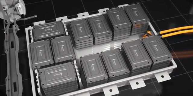 Pin sạc siêu nhanh vừa được giới thiệu tại Triển lãm Công nghệ Cube, Berlin, Đức