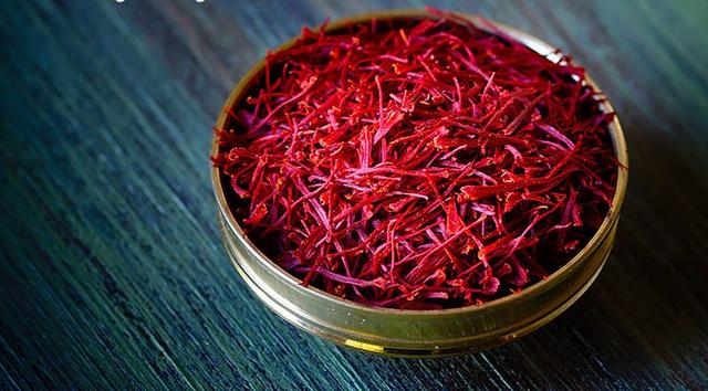 Saffron có giá lên tới hàng trăm triệu đồng/kg