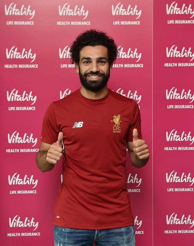 Salah chính thức là người của Liverpool