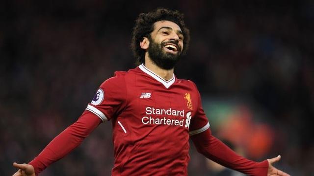 Liverpool bay cao nhờ phong độ thăng hoa của Salah