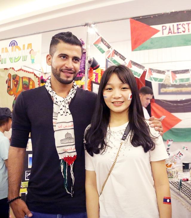 9X Palestine điển trai hút ánh nhìn tại Ngày hội tình nguyện - 8