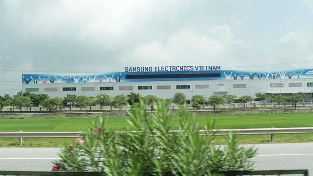 Năm 2017 sẽ thanh tra công tác quản lý nhà nước và thực hiện pháp luật về quy hoạch, quản lý xây dựng, đất đai, môi trường tại Samsung Thái Nguyên.