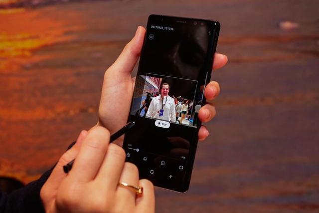 """Những tính năng """"ẩn"""" trên Galaxy Note8 - 6"""