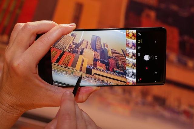 """Những tính năng """"ẩn"""" trên Galaxy Note8 - 4"""