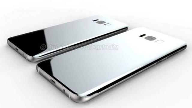 Ảnh tin đồn Galaxy S8