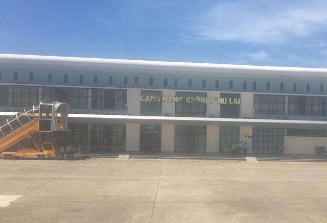 Hành khách Nguyễn V.Đ. đã vi phạm quy định an ninh hàng không khi làm thủ tục tại sân bay Chu Lai ngày 19/11/2016