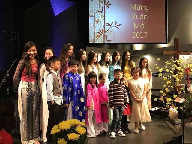 Người Việt tại San Jose, California đón Xuân Đinh Dậu - 1