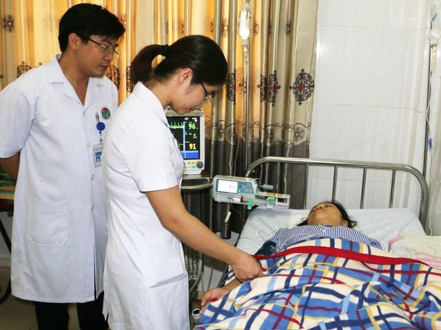 Hiện sức khỏe của chị Trâm đã dần hồi phục và có thể xuất viện trong vài ngày tới
