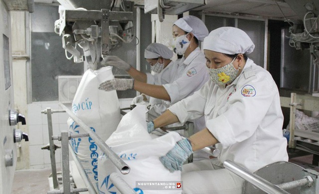 Năm thứ 2 liên tiếp, sản lượng đường sản xuất trong nước bị sụt giảm.