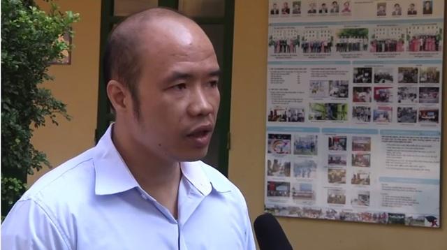 PGS.TS Phạm Thành Long - Người đưa ra giải pháp công nghệ két thông minh với 3 lớp bảo mật.