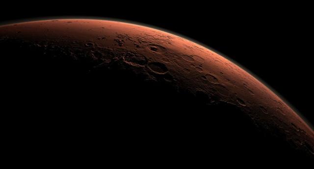 Bằng chứng mới về cuộc sống trên sao Hỏa - 1