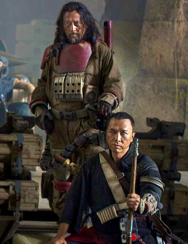 Chân Tử Đan và Khương Văn là hai trường hợp hiếm hoi nhận được vai diễn có chiều sâu trong phim Hollywood.