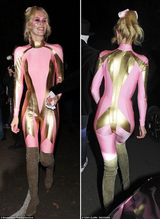 Siêu mẫu Claudia Schiffer
