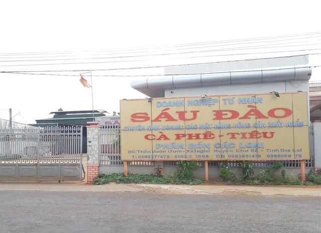 Doanh nghiệp Sáu Đào tuyên bố vỡ nợ