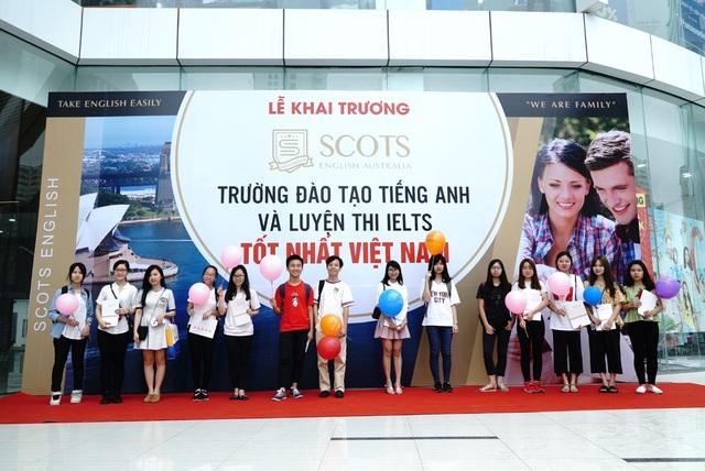 Scots English Australia chính thức mở trường tại Việt Nam - 1